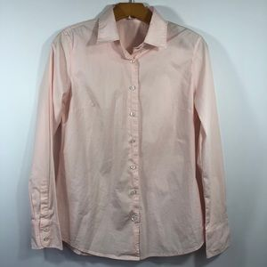 J crew slim stretch button down shirt